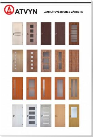Ploché dvere ATVYN